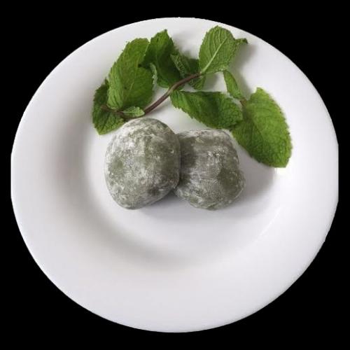 mochi thé vert