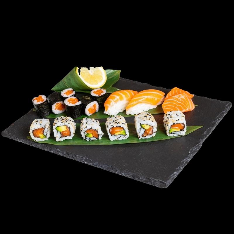 Midi saumon