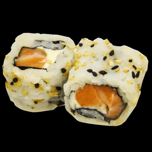 saumon cheese