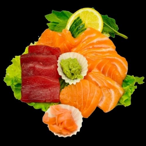 saumon et thon